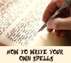 How to make spells #wicca #witchcraft