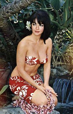 warmchills:  GIGIFebruary 1967Mai Kai Calendar Girl