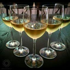 Holdvölgy Winery Tokaj wine wineglass