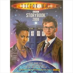 Dr. Who Storybook 2008 on eBid United Kingdom