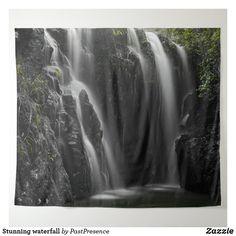 Stunning waterfall tapestry