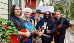 Larry Coryell & the Eleventh House Reunited (2016-07-14, thursday, Lokki Stage)