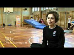 Video fra motorikmaskinen - ideer til undervisningen i idræt