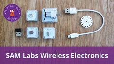 SAM Labs Wireless Electronics Review - First Impressions  big kids coding electronics review sam labs teens tweens