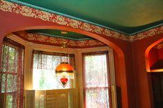 Historic Frank J. Devilbiss House c.1889 - Dining Room