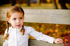 Copyright Jonna Nixon/Red House Photography #child #photography #fall