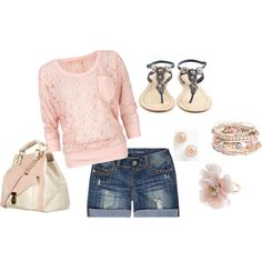 #spring outfit.  Spring outfit #fashion #Springoutfit  #nice   www.2dayslook.com