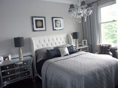 Home Staging New jersey, Home Stager, Grey, Silver, Real Estate Home Staging - modern - bedroom - newark - DYS Home staging in N.J. by Yaxy Sysol