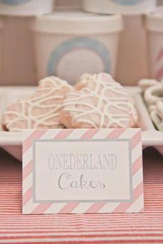 winter wonderland first birthday | Winter Wonderland Girl Snow 1st Birthday Party Planning Ideas