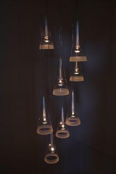 Lamp Used In Renovation in London. Via Preisler Construction Ltd.