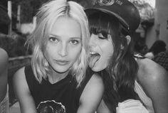 Best Friends lick each other :P