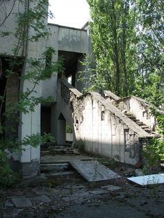 Chernobyl disaster part 1: the streets of Prypiat