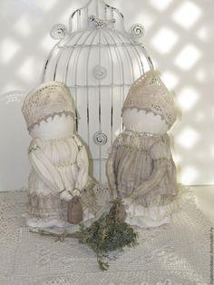 Купить Берегиня дома - народная кукла - серебряный, белый, серый, кукла-оберег, куклы для интерьера
