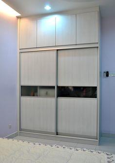 #slidingdoor #wardrobe. #bedroom #interiordesign