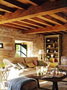 House Rustic Interior Design