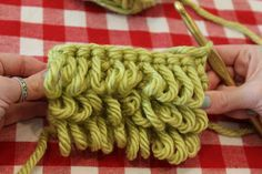 """Sans Limites Crochet: Loop Stitch Tutorial - my idea is to twist the loops as I go & make a """"dreadlock"""" style hat"""