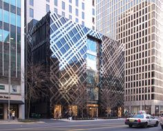 Burberry Store by archidose, via Flickr