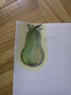 #pear #fruit #drawing #art #artistic #food