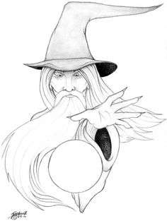 Image detail for -Wizard Tattoo Design by ~astasia on deviantART