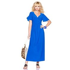 "Antthony ""Dafina"" Maxi Dress at HSN.com."