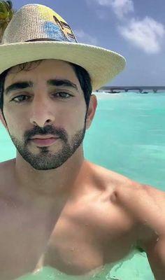 Cheikh Hamdan partage des photos de belles vacances aux Maldives
