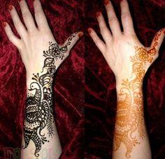 Mehndi Peacock Henna