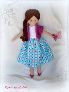 Doll for play by Kymeli  (50cm)