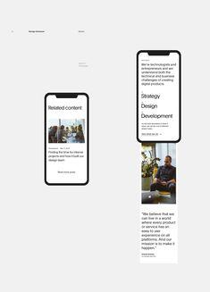 Bornfight — Digital Innovation Company on Behance Free Portfolio Website, Best Portfolio Websites, About Us Page Design, Web Design, Grid Design, Site Design, Graphic Design Branding, Logo Design, Ui Web