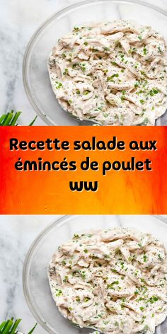 Plats Weight Watchers, Weight Watchers Chicken, Chicken Slices, My Best Recipe, Risotto, Entrees, Chicken Recipes, I Am Awesome, Good Food