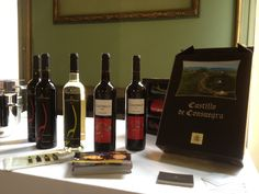 Vino Calderico de Consuegra (Toledo)