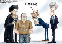 BRUTAL Cartoon Shows How Weak USA Has Become Under Obama