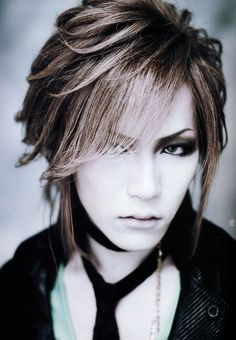Uruha of The Gazette