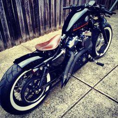 Sportster #HarleyDavidson