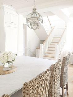 Bianco Carrara honed. White marble countertop is Bianco Carrara honed. Kitchen…
