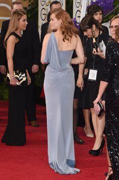 Amy Adams Photos: Arrivals at the Golden Globe Awards — Part 2