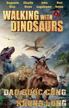 Walking with Dinosaurs ?^^,Walking with Dinosaurs ? Movies,Walking with Dinosaurs Quality HD . Dinosaur Movie, Dinosaur Posters, Walking With Dinosaurs, Karl Urban, Movies 2019, Hd Movies, Watch Movies, Action Movies, Animation Movies