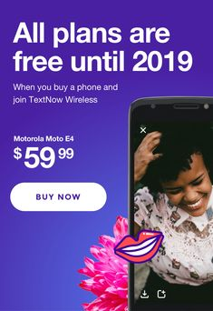 17 Best textnow images in 2018   Cell phone plans, Smart