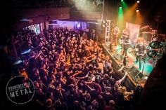 EXODUS at The Chance (04/29/15) #Pokmetal | PicturEvents Photography