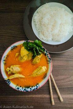 Burmesisches Hähnchencurry