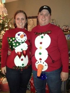 Ugly Christmas Sweater Ideas are here to add some fun angle in your christmas  party. You can use these ideas to win ugly christmas sweater contests fbad63237