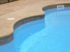 Waterline Pool Tile Ideas find this pin and more on swimming pool tiles custom and hand painted Water Line Pool Tile Waterline Tiles