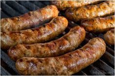 Russian sausage recipe.