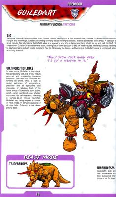 Transformers Universe - Beast Wars Neo Guiledart - 17 / 17