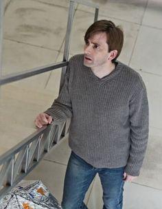 David Tennant in The Escape Artist