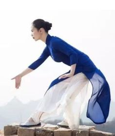 Tai chi chuan posture, China