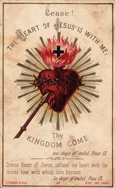 the Heart Of Jesus