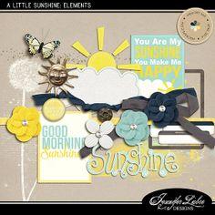 A Little Sunshine: Elements :: Elements :: Memory Scraps