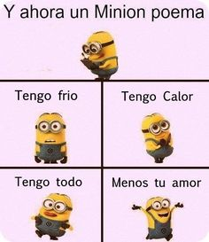 Trendy quotes funny humor jokes despicable me Ideas Funny Quotes, Funny Memes, Jokes, Minion Poemas, Snoopy Tattoo, Laughing Jack, Love Phrases, Despicable Me, Cat Memes