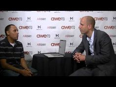 Awe.tv Interview with Thomas Alt, Metaio: Augmented Reality [VIDEO] - http://arnews.tv/awe-tv-interview-with-thomas-alt-metaio-augmented-reality-video/