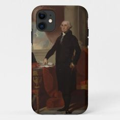 George Washington American President Portrait iPhone 11 Case  grandpa diy gifts, not a fathers day, fathers day gift from girls #fathersdaygifts #stayready #stayhumble Fathers Day Ideas For Husband, Dad Day, First Fathers Day, Fathers Day Shirts, Happy Fathers Day, Fathers Presents, Birthday Presents For Dad, Dad Birthday, Gifts For Father